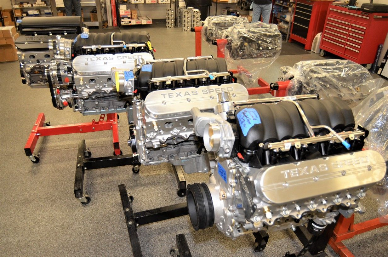 how to build a chevy engine
