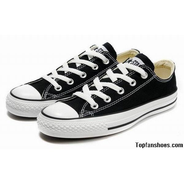 Converse Shoes Chuck Taylor All Star Black Classic Sneakers