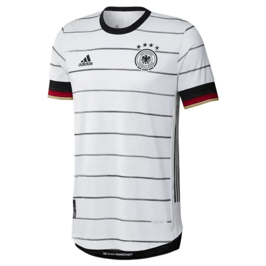 Germany Euro 2020 Home Match Jersey Personalized Name And Number Soccer Jersey Germany Soccer Team Jersey Shirt