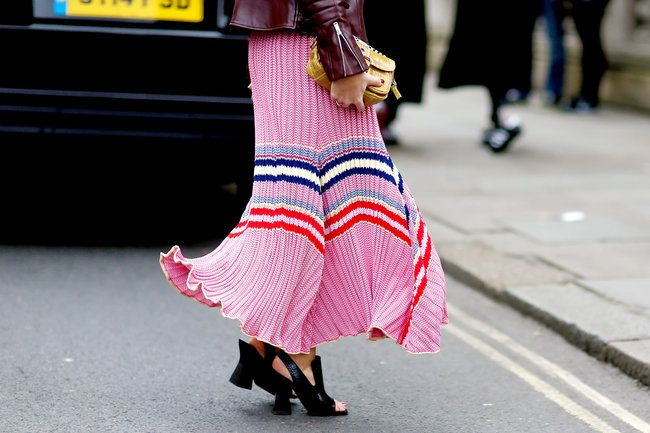 London Fashion Week, Street-Style