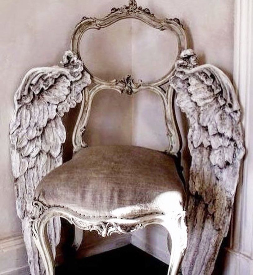 #ObjectOfMyAffection: Winged Chair Via @hollandluxe