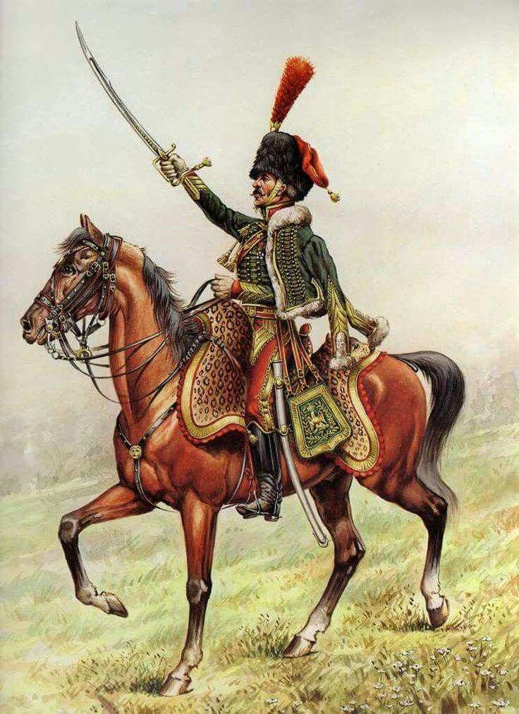 История кавалерии в картинках