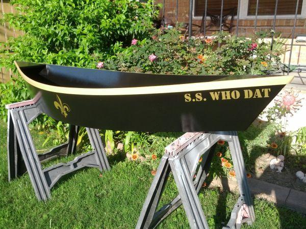 Pirogue For Beer 200 On Craigslist Wood Boat Plans Shrimp