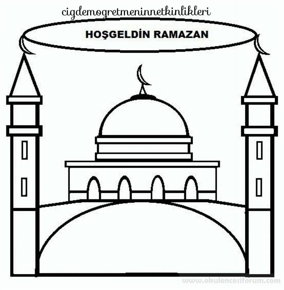 Hosgeldin Ramazan Ramazan Okul Ve Okul Oncesi