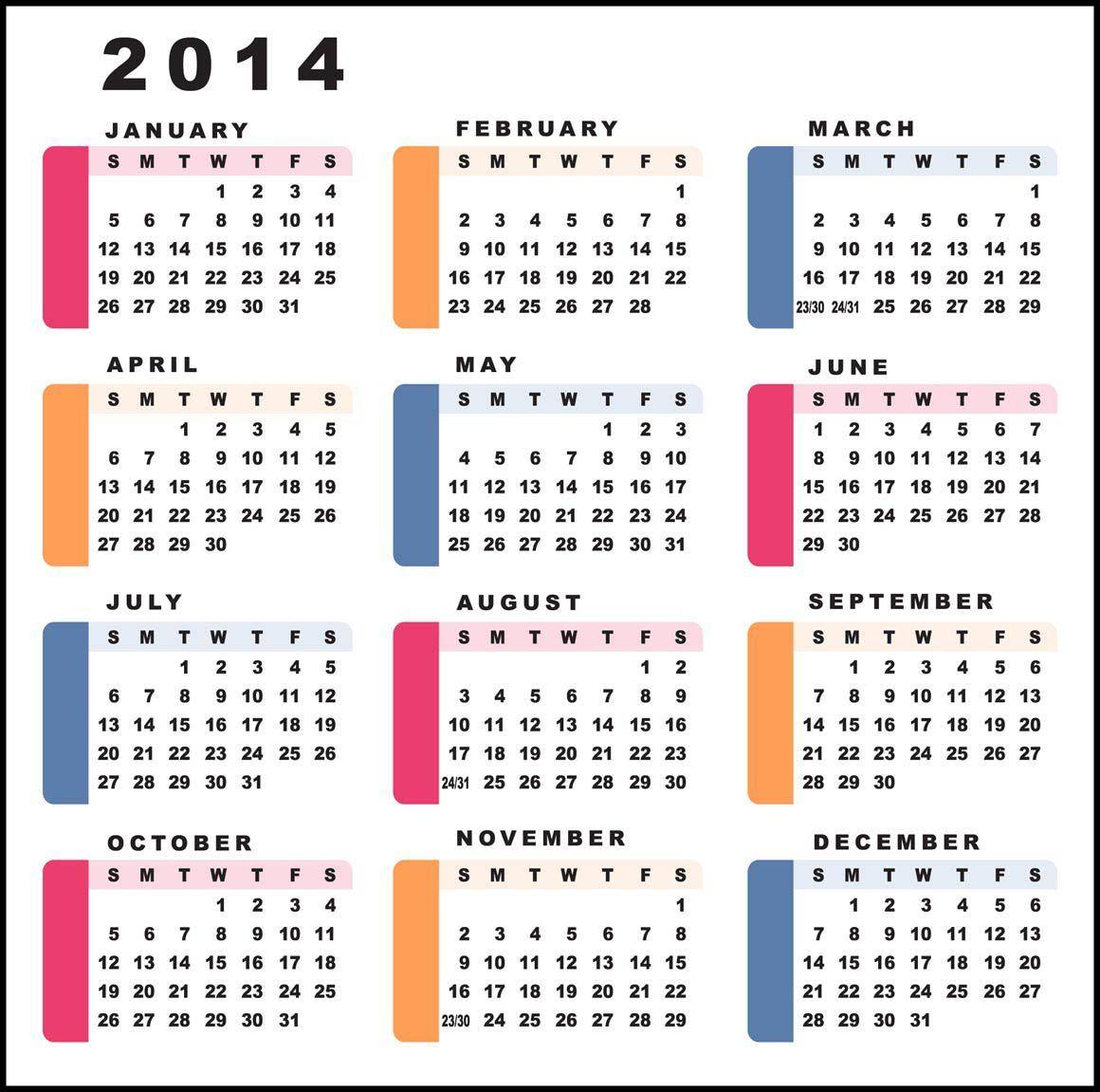 calendar 2014   Calendar 2014 year wallpapers pics   Philadelphia ...