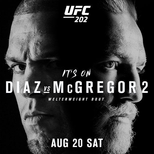 "BT Sport UFC on Twitter: ""All roads lead to #UFC202! 🙌 https://t.co/vNhYhSh9it"""