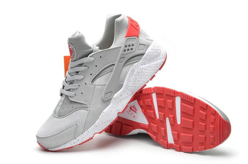 Nike Air Huarache Light Beige Laser Crimson Huaraches Air Huarache Nike Air Huarache