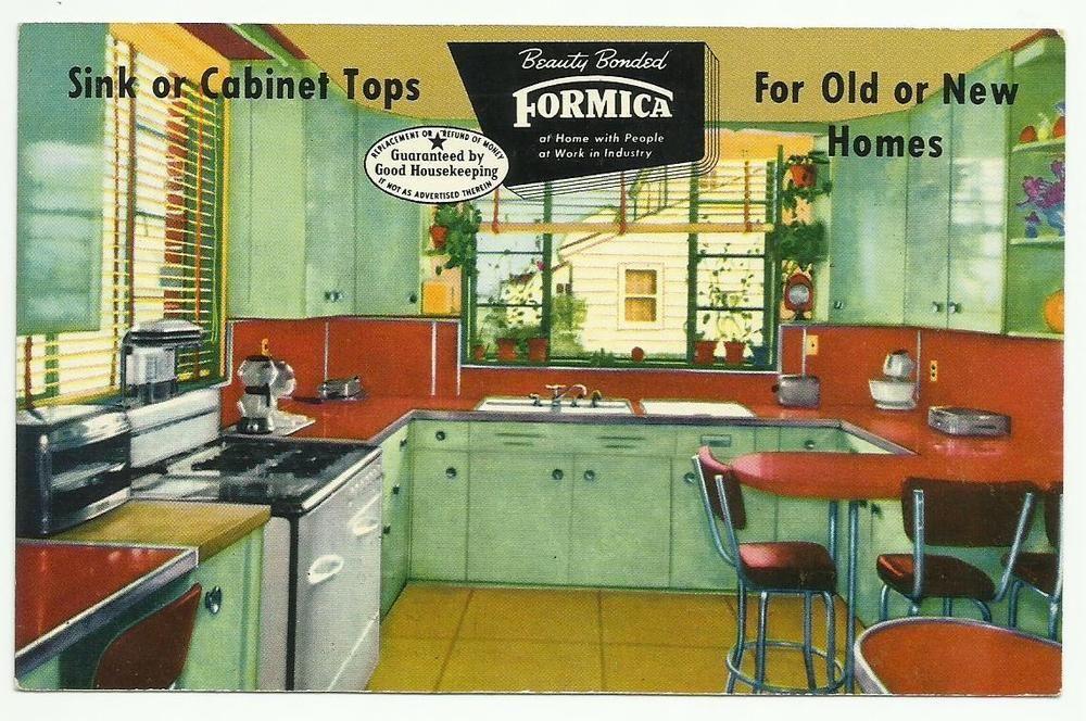Best Vintage Formica Sinks Countertops Mid Century Modern 640 x 480