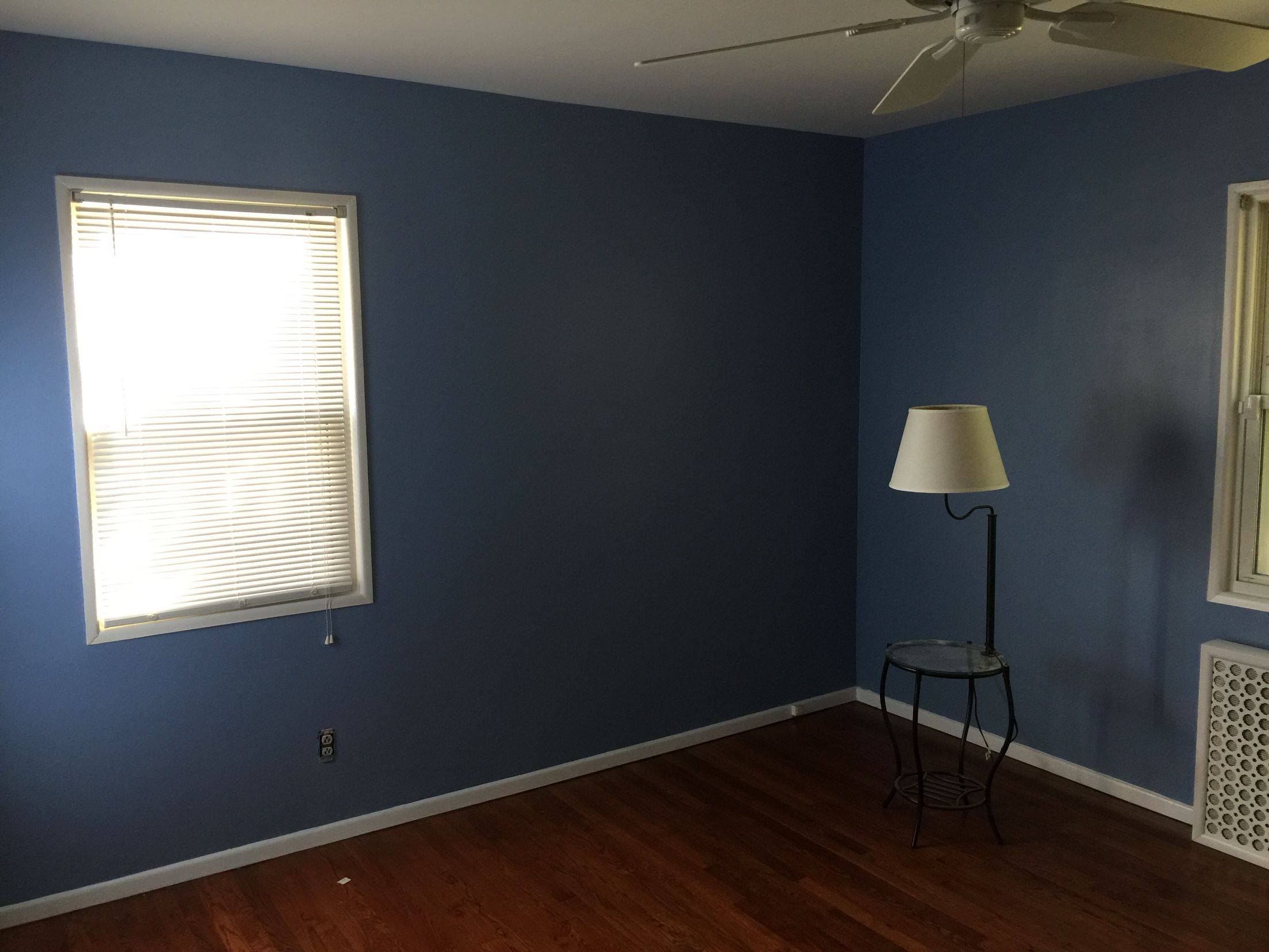Color Benjamin Moore 823 Steel Blue Residential