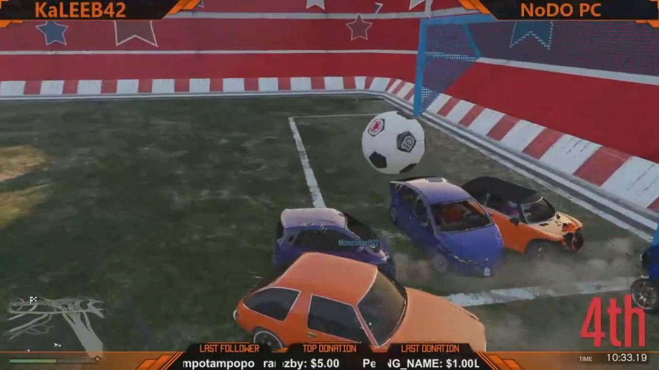 Rocket League in GTA #GrandTheftAutoV #GTAV #GTA5 #GrandTheftAuto #GTA #GTAOnline #GrandTheftAuto5 #PS4 #games