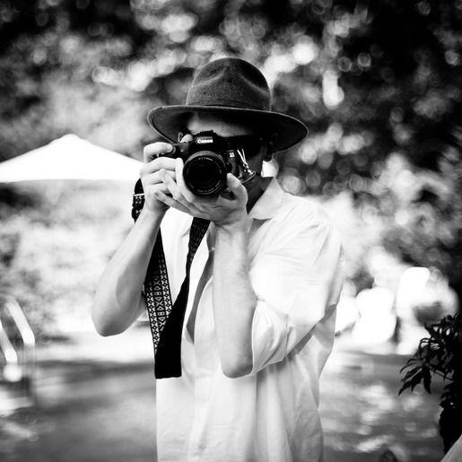 @Zac Sebastian – aka dandelion king – is your standard man-about-town downtown NYC photographer.