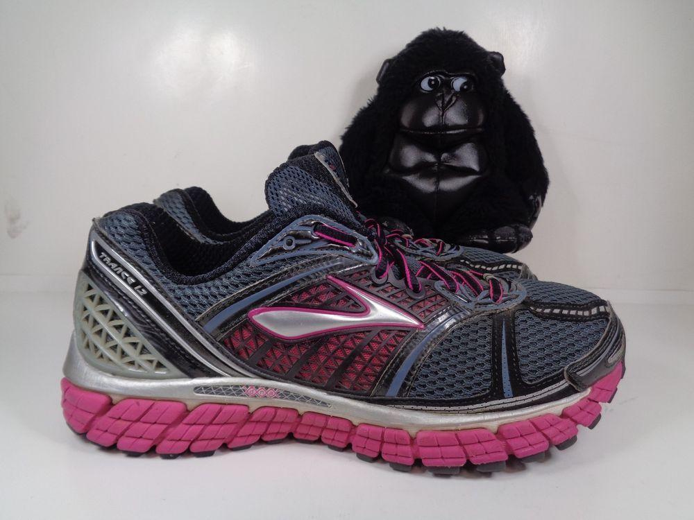 cf071a68072 Women Brooks Trance 12 Running Cross training shoes size 9.5 US Medium B   Brooks  RunningCrossTraining