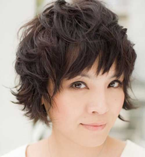 20 Best Short Messy Hairstyles | Messy hairstyles, Shorts and Hair style
