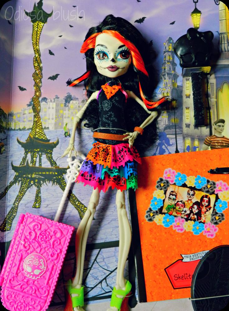 Skelita Calaveras - Monster High