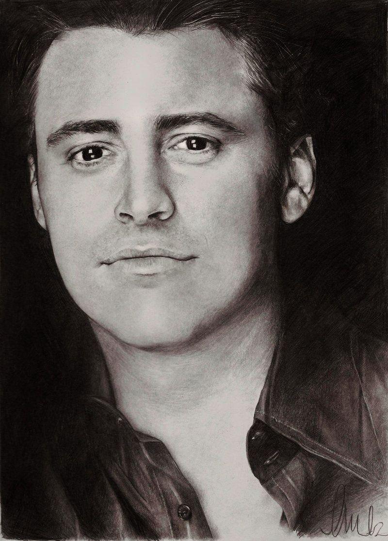 Friends Series Joey Tribbiani By Imorawetz Deviantart Com On