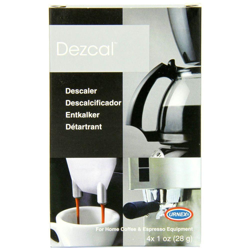 Dezcal Powder Descaler for Espresso Machines Coffee