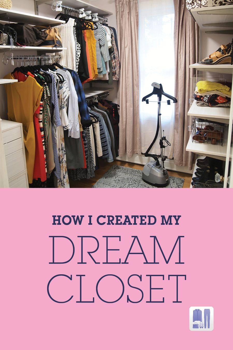 11 Essential Tips On How To Organize A Walk In Closet