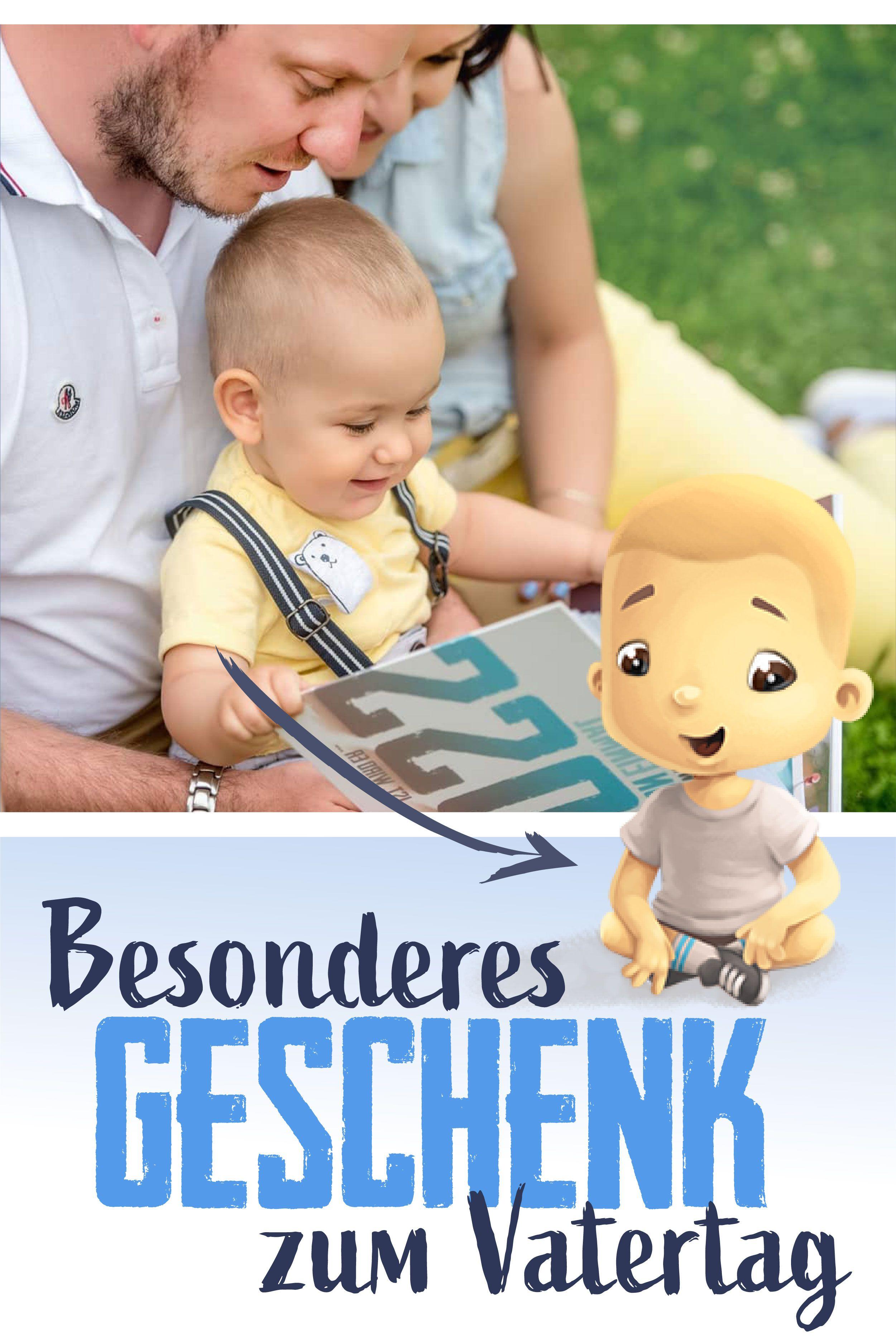 Photo of Das personalisierte Buch, das Kind UND Vater so sehr lieben!