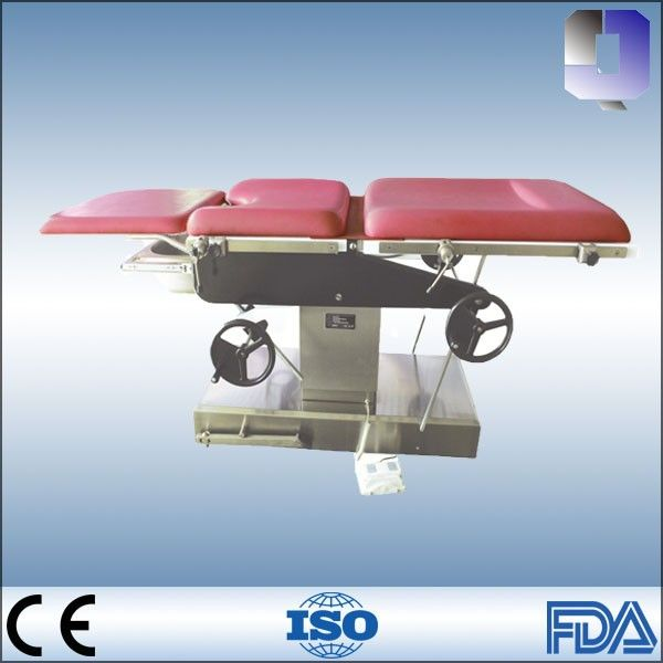 Jq 3004 Electric Operating Theatre Table Delivery Bed For Birthing