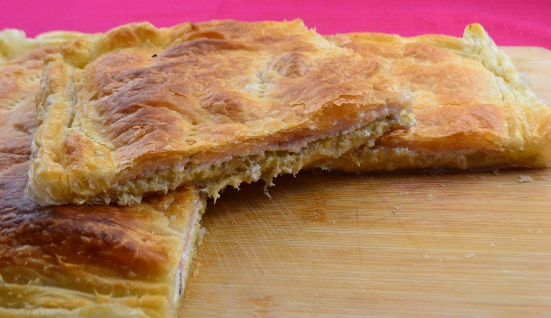 Torta salata con ricotta e carciofi - La gaia cucina di ...