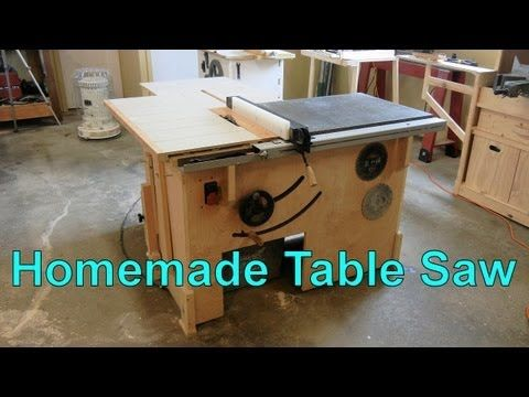 1 Of 5 How To Make Your Own Table Saw Fence Guide Rails The