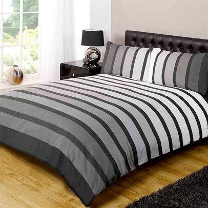 buyinvite.com.au - Soho Black 2 Piece Single Quilt Set