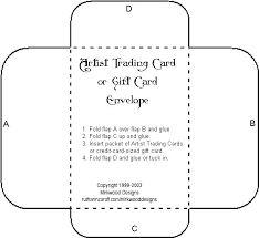 Image Result For Card Envelope Template  Template
