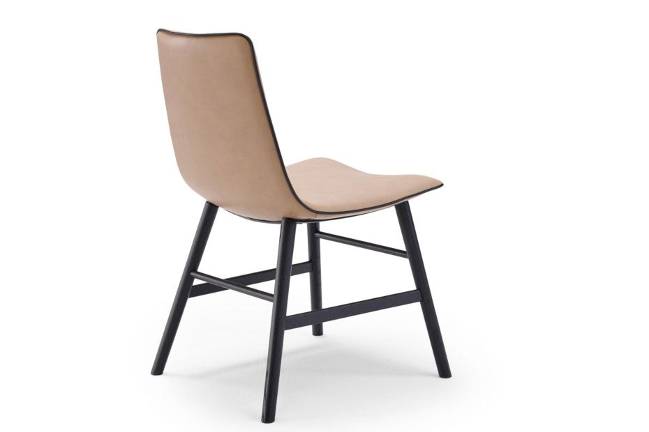 Amelie basic with wooden frame round