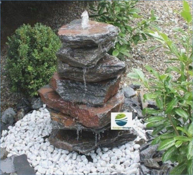 Fountain Self Build Build Fountain Springbrunnen Garten Wasserspiel Garten Springbrunnen