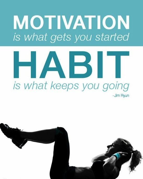 Motivation And Habit Quotes Quote Fitness Workout Motivation Exercise  Motivate Workout Motivation Exercise Motivation Fitness Quote Fitness  Quotes Workout ...