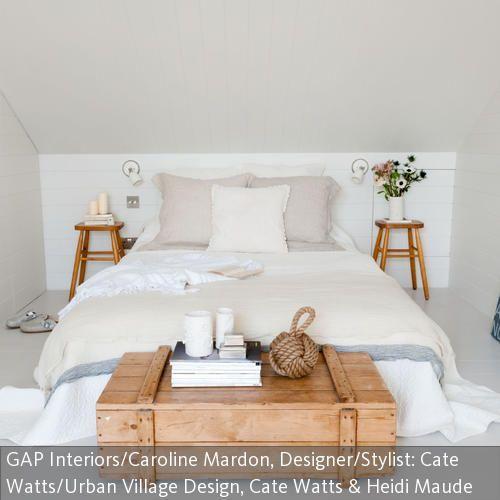 Bildergebnis Für Bett Unter Dachschräge Feng Shui | My Bedroom