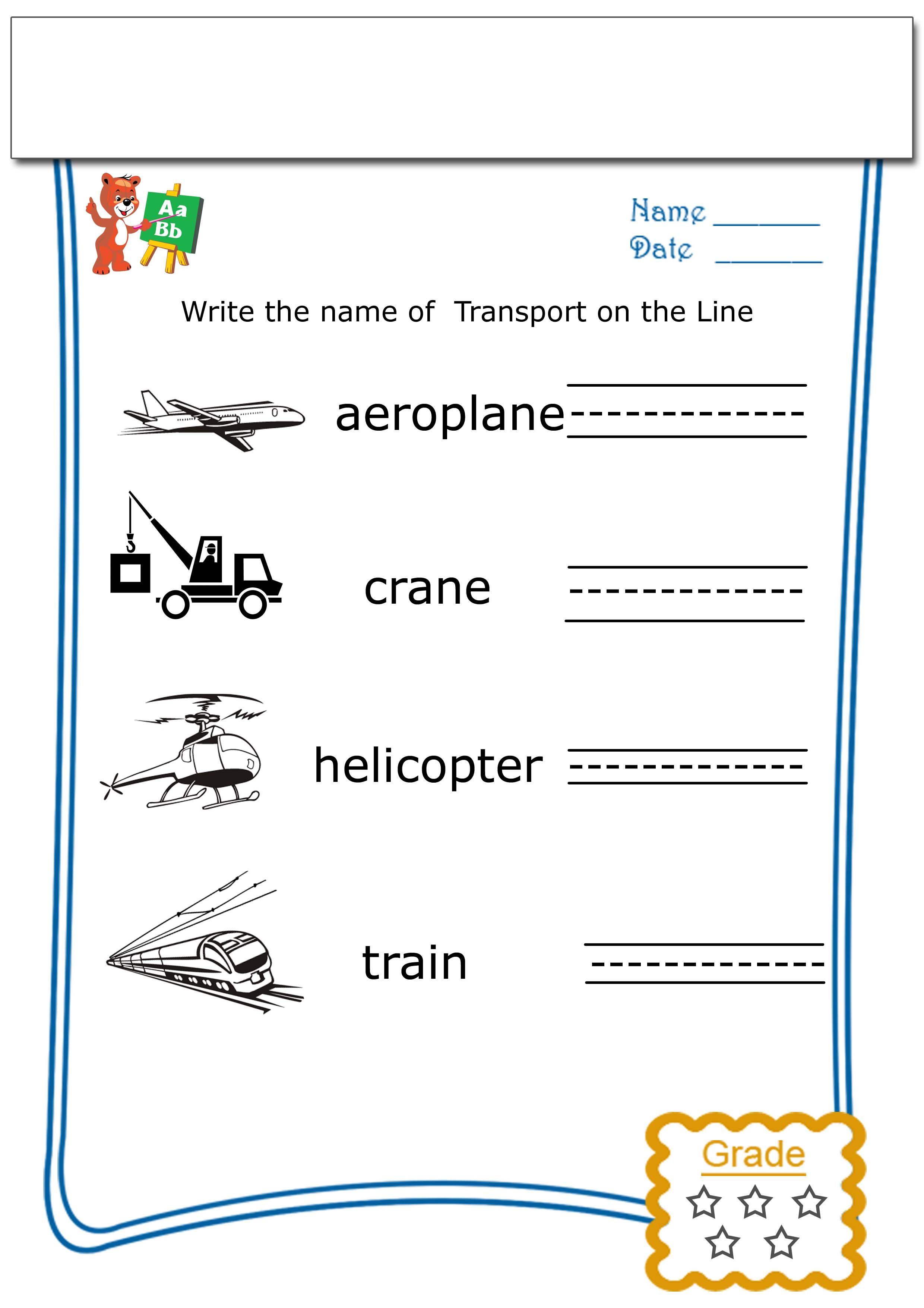 Transport Names