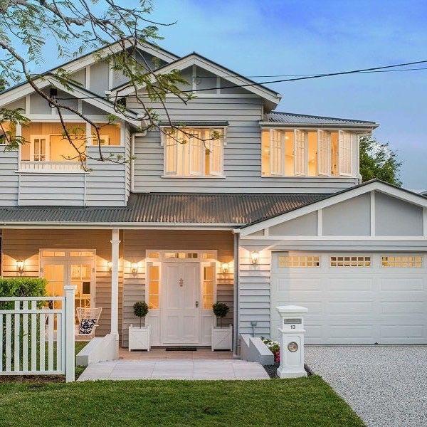 Typical Australian House: Gorgeous Traditional Australian House.