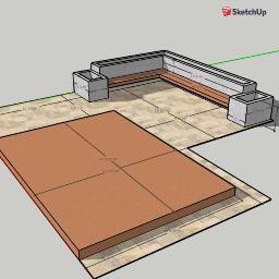 SketchUp   Backyard projects, Projects, Backyard on Sketchup Backyard id=80634
