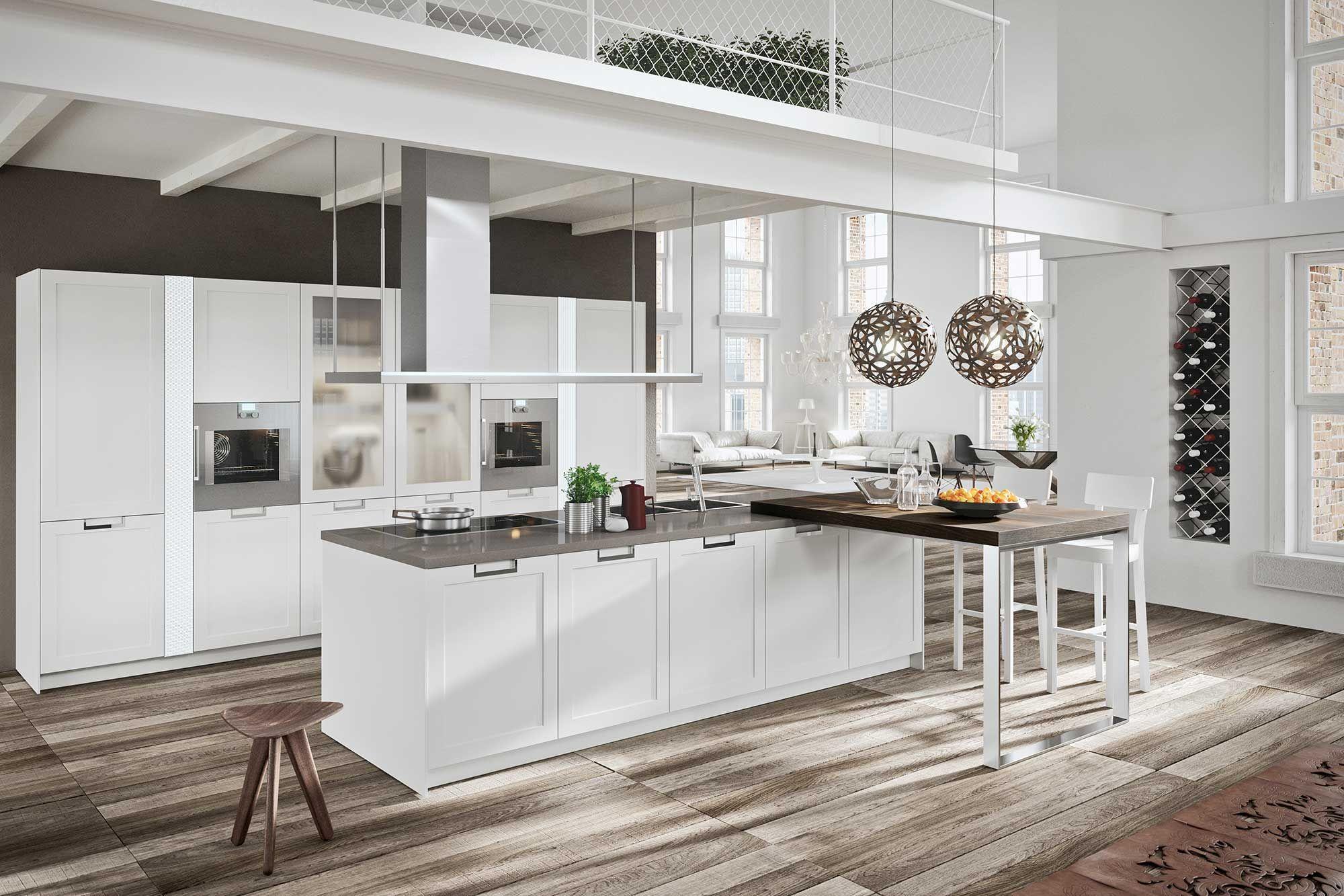 Cucine in legno: design classico contemporaneo Lux Classic ...