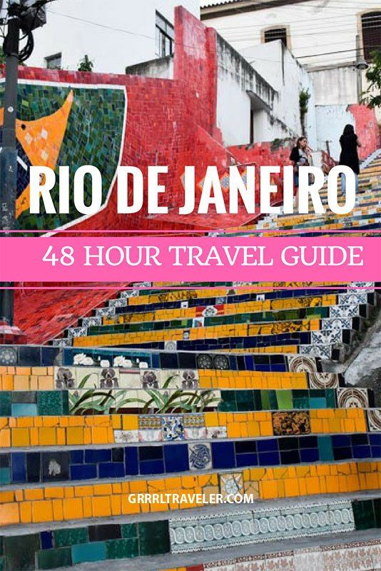 Rio is also a great destination for short day visits or 48-hour layovers. If you have a couple of days to visit Rio, let me give you a few recommendations so you can make the most out of the city! 48 hours Rio de Janeiro, Travel Guide