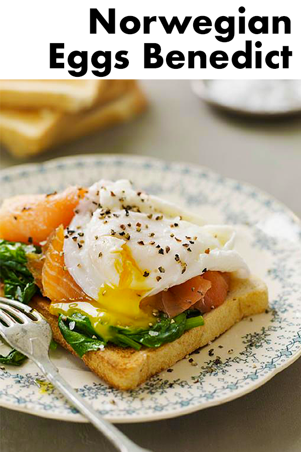 Photo of Eggs Benedict with Smoked Salmon: Benedict Goes to Norway | Sweet Paul Magazine