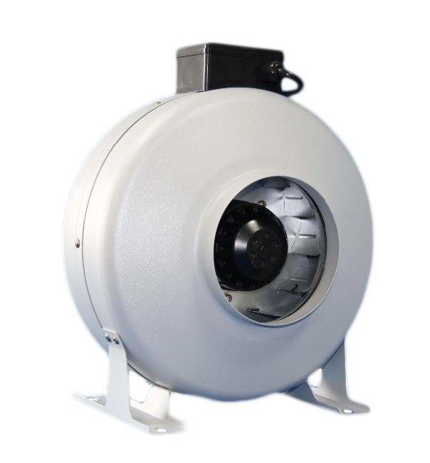 Fusion Breath 6 Inch Inline Fan Inline, Fan, 6 inches