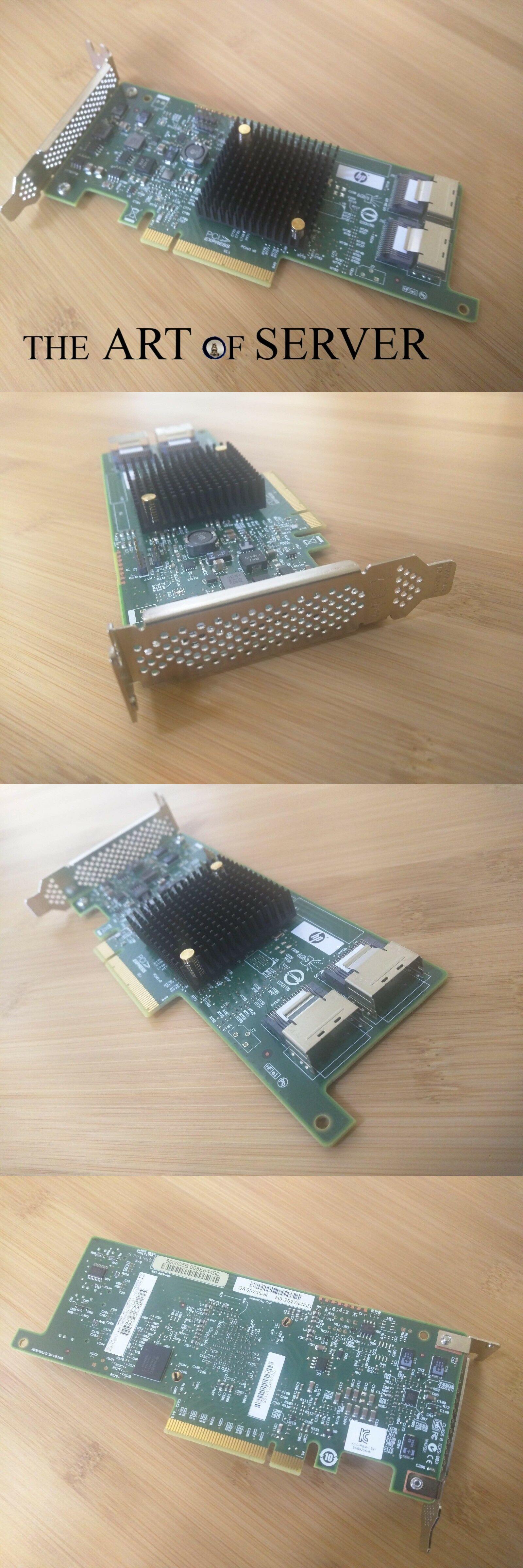 Disk Controllers RAID Cards 56091: Hp H220 6Gbps Sas Pci-E 3 0 Hba