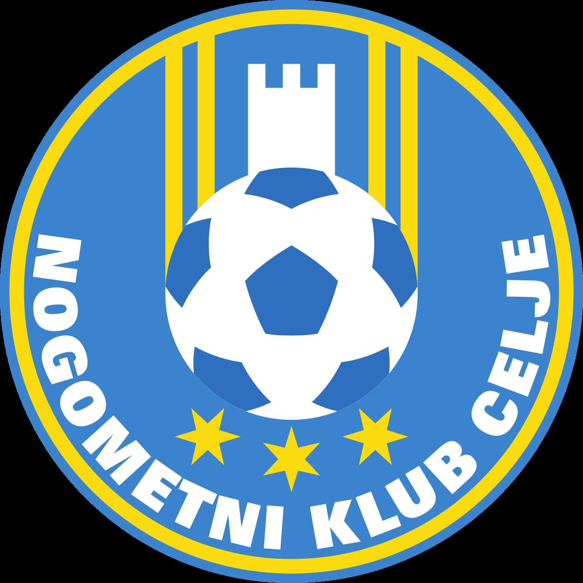 NK CM Celje of Slovenia crest. Celje, Football logo