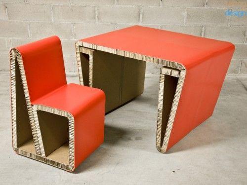 Sedia cartone poltrona cartone sedie greem green chair sedia