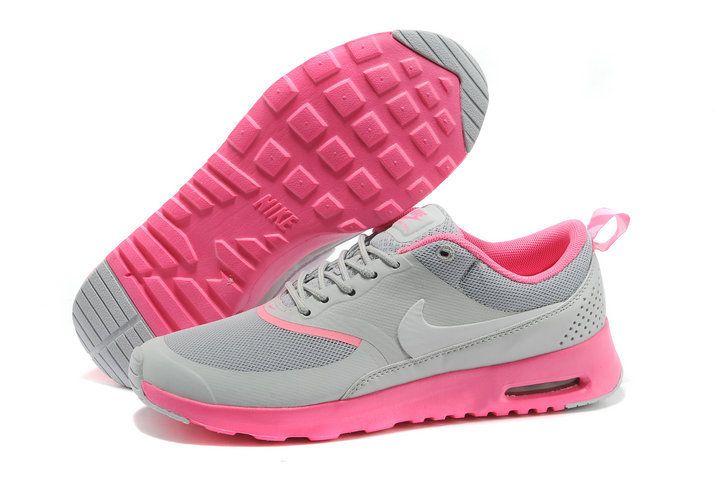 Nike Thea Grey Pink