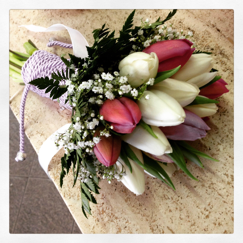 Bouquet Sposa Tulipani.L Olanda E I Fiori Bouquet Di Tulipani Bouquet Da Sposa E