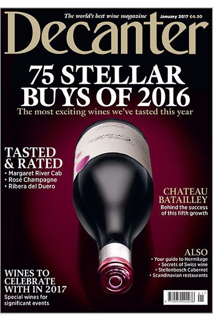 Decanter cover   Wine magazine, Decanter, Christmas sangria
