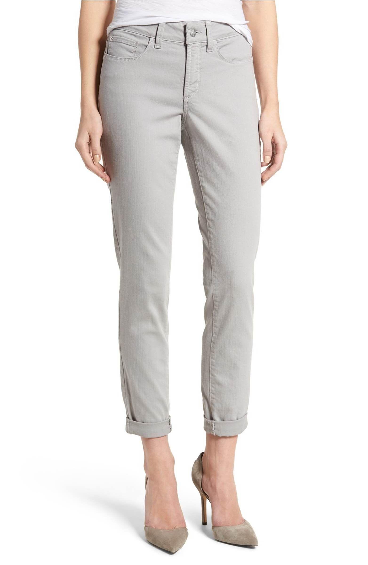Main Image - NYDJ Alina Convertible Ankle Jeans (Regular   Petite ... 0bd3052b41