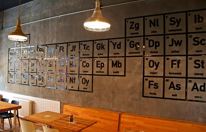 Brooklyn Cafe Inspired by Breaking Bad