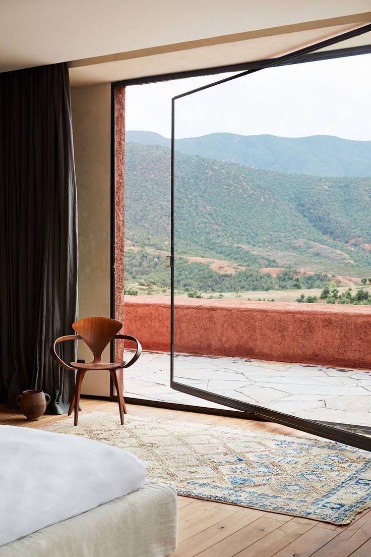 Photo of Moroccan villa designed by the French studio KO – Design. / Visual. #d …