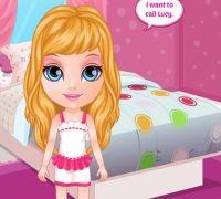 Bebek Barbie Pijama Partisi
