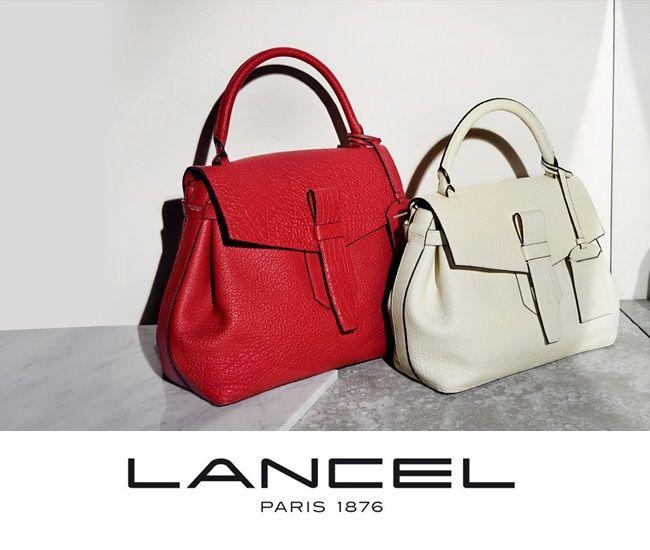 Charlie bag, Lancel  lancel  atticaofficial Leather Handbags, Leather Wallet,  Leather Bag 806ec1ffc1