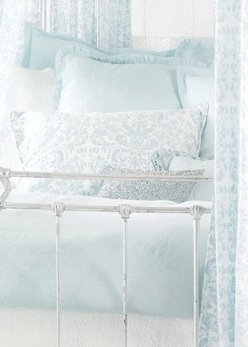 Pine Cone Hill Genevieve Pillow Shams And Duvet Cover
